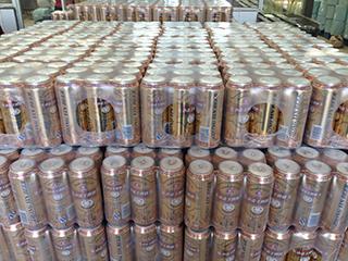 啤酒专用收缩膜